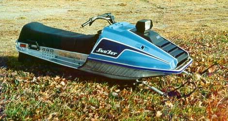 1976 Sno Jet Sst 440 F C